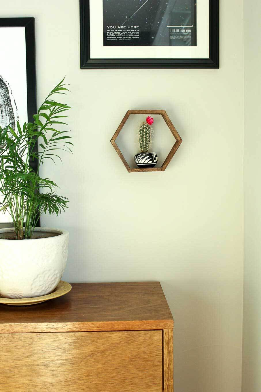 Picture Frame Wall Art Ideas create your own gallery wall Add Some Mid Century Charm To Your Gallery Wall With This Diy Wall Art Idea