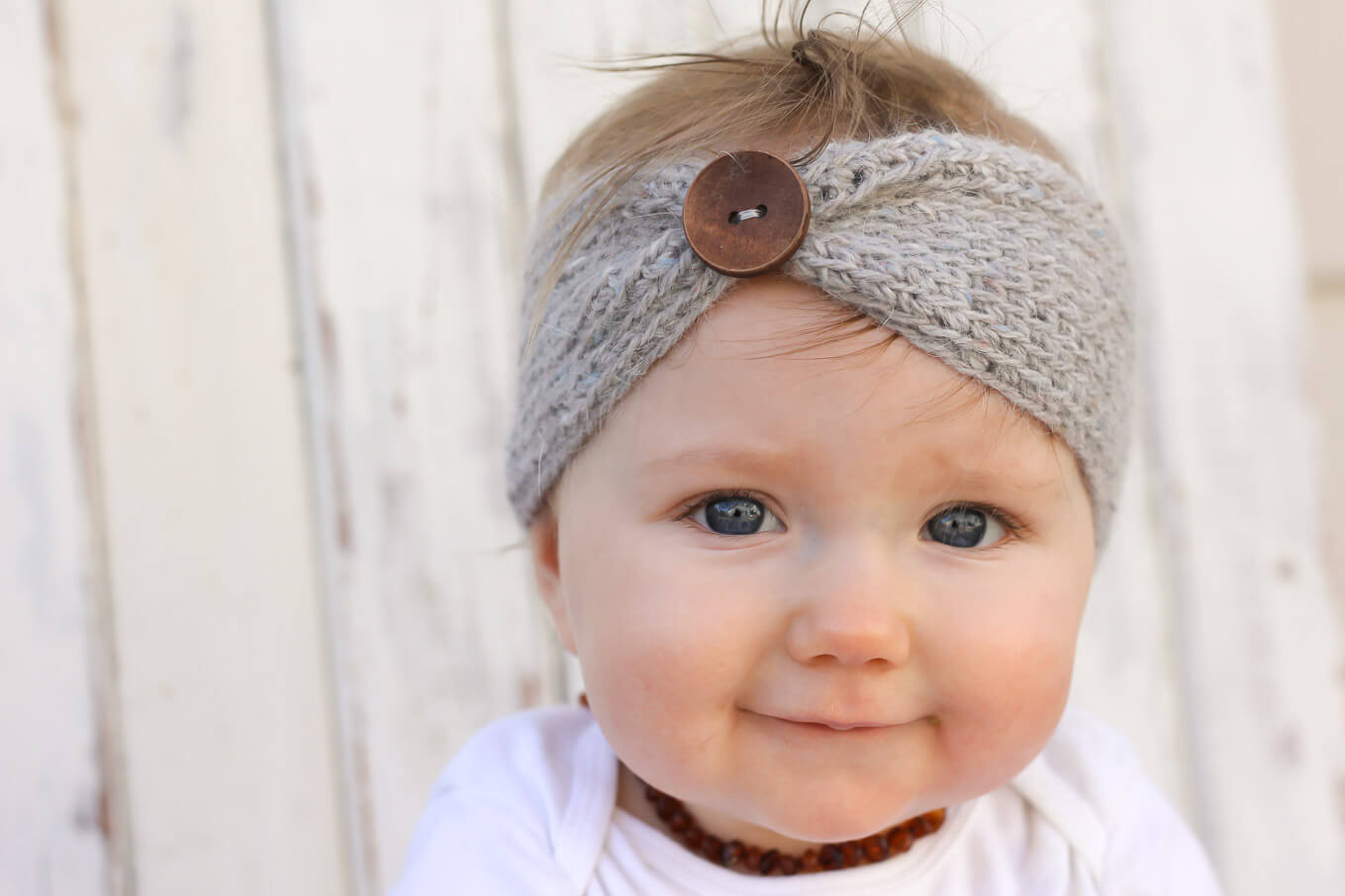 Free Crochet Headband Pattern (Baby-Adult Sizes)