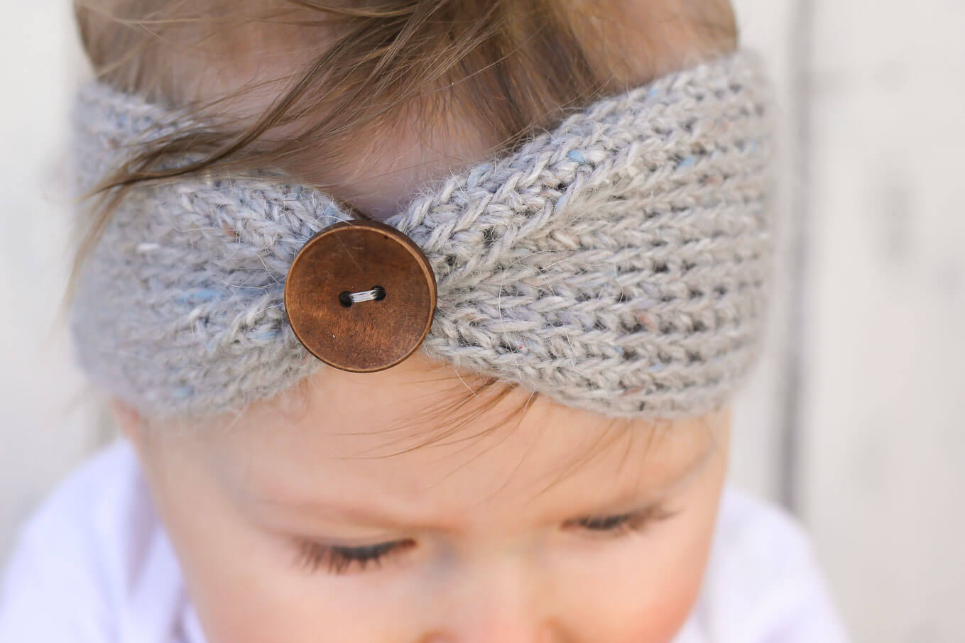 Crochet Headband Pattern Newborn : Free Crochet Headband Pattern (Baby-Adult Sizes)