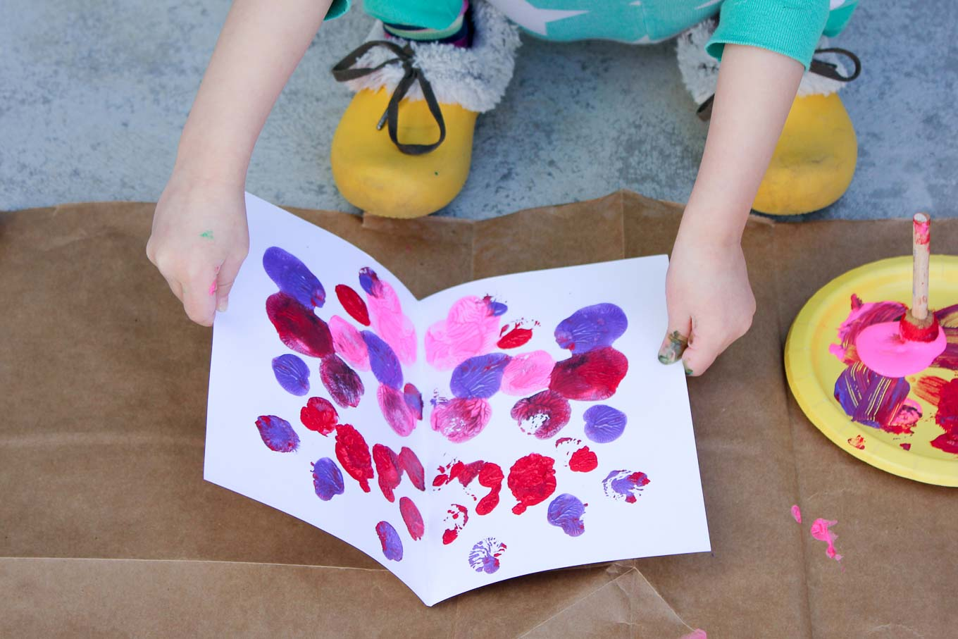 Butterfly Craft Ideas For Kids Part - 34: This Easy Butterfly Craft Is A Perfect Art Project For Kids (toddlers +) Who