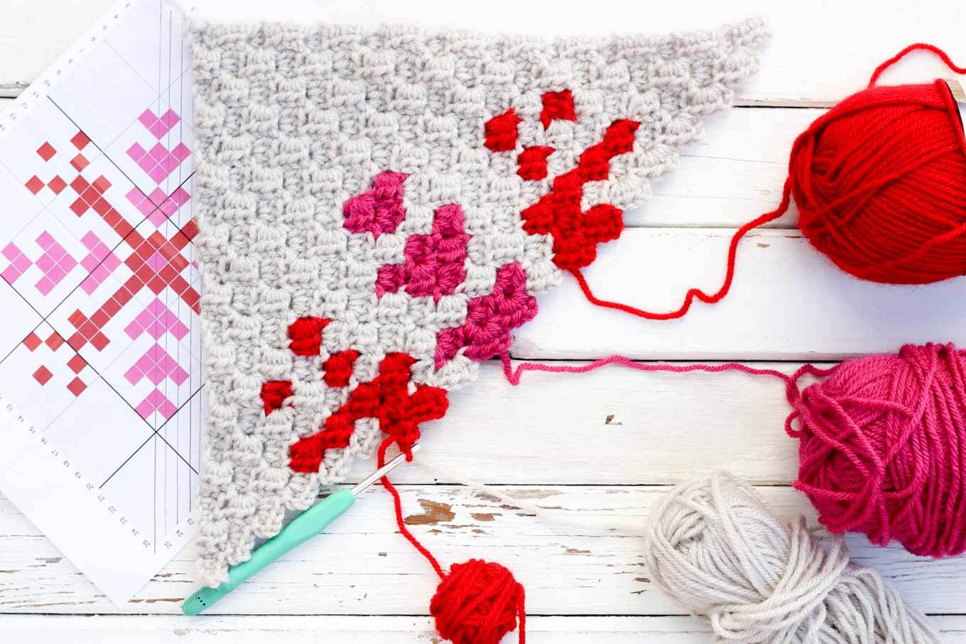 C2c Graphghan Patterns Free New Decoration