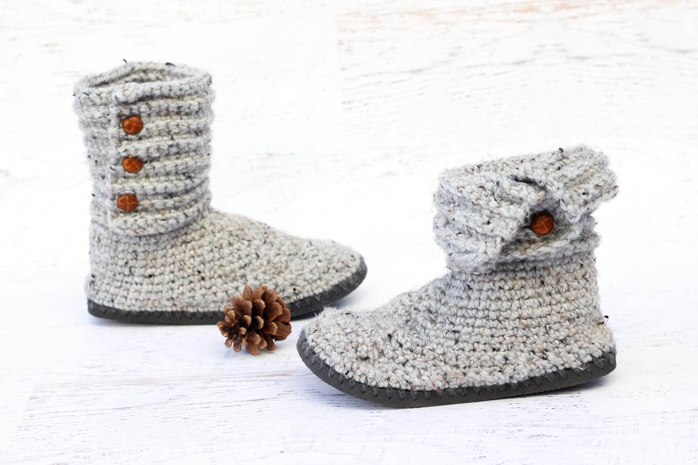 29977de5aec This crochet sweater boot pattern is a collaboration with my friends at  Lion Brand Yarn. This post contains affiliate links.