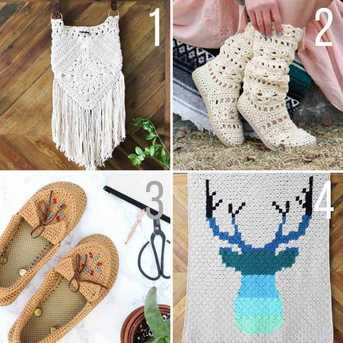 24+ Super Easy Free Crochet Sweater Patterns - Make & Do Crew