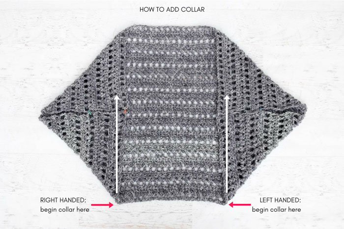 Dwell Sweater: How to crochet a chunky cardigan sweater--free pattern and video tutorial from MakeAndDoCrew.com