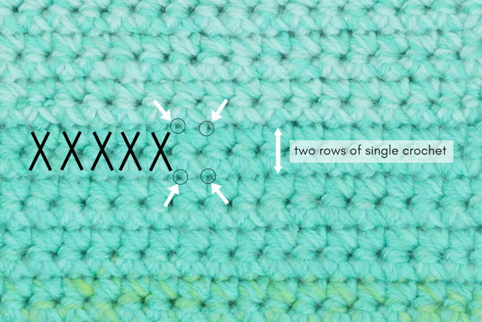 How To Cross Stitch On Crochet Design Your Own Graphs Make