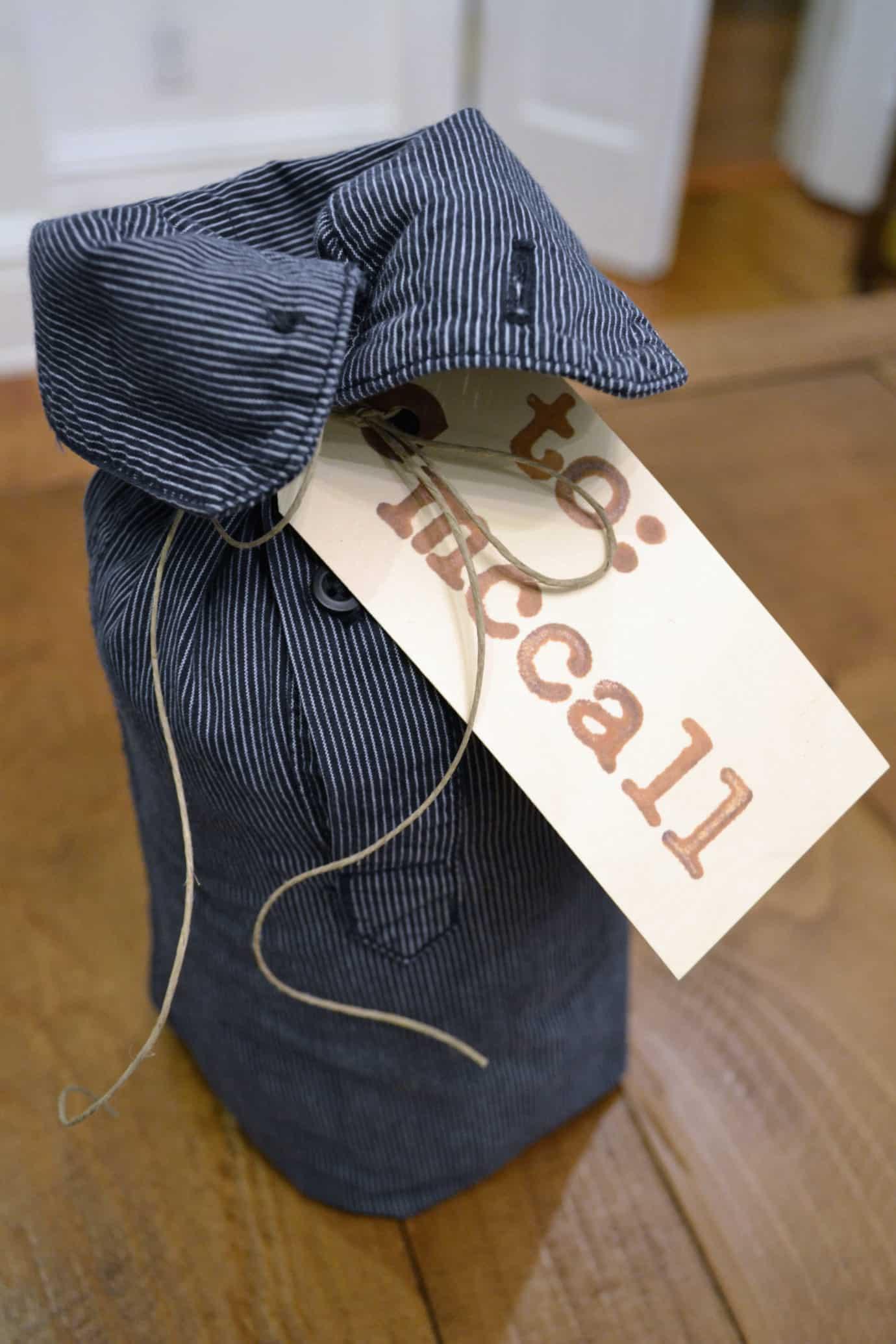 wrapped_shirt - Make & Do Crew - photo#40