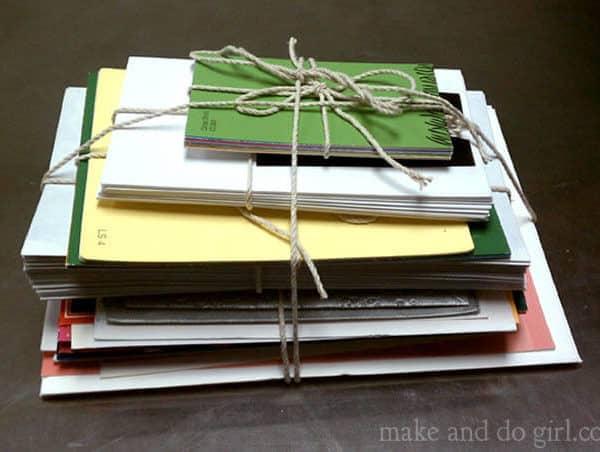 DIY gift ideas | MakeAndDoCrew.com