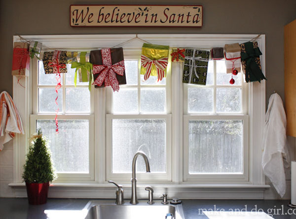 diy christmas decorations on a budget
