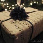 """""""Classical"""" Gift Wrap Idea"""