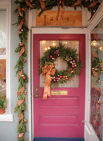 TOUR: Christmas in a Historic Home