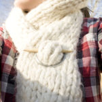 Turn Any Scarf Into An Infinity Scarf