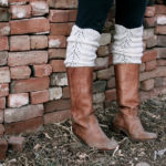 Recycle a Sweater Into DIY Leg Warmers / Boot Toppers