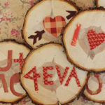 DIY Valentines Made From Wood