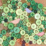 Earth Day Craft: DIY Button Art Tree