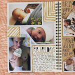 Baby's First Year Journal: Part II