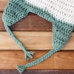 How To Add Braided Straps to a Knit or Crocheted Hat
