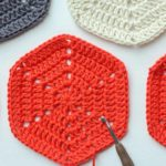 Basic Crochet Hexagon Pattern + Tips