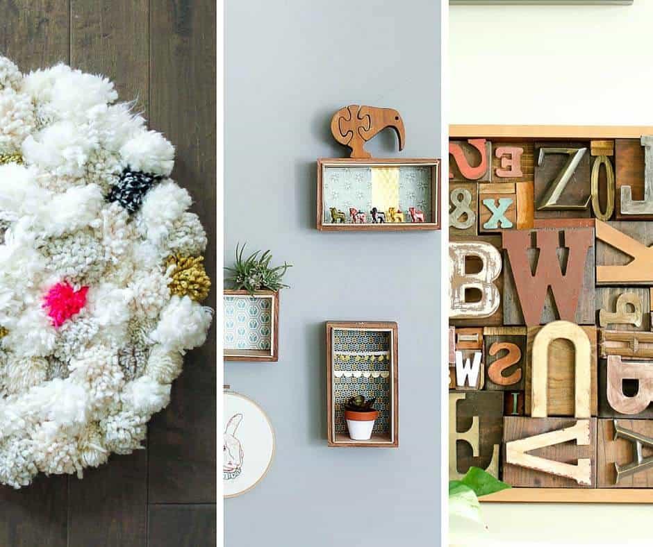 12 Unique And Modern Diy Nursery Decor Ideas