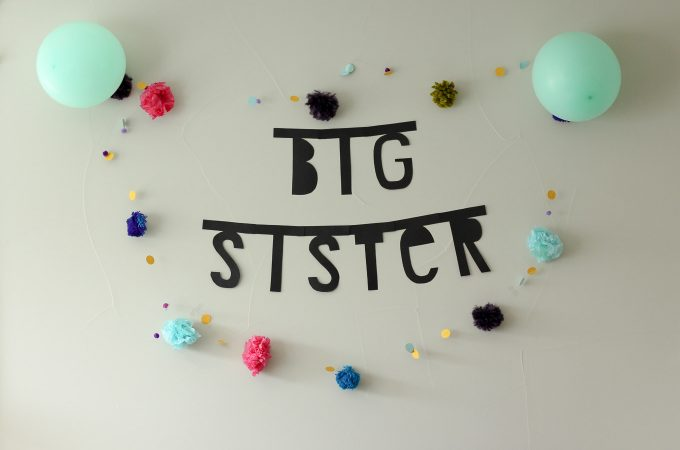 How To Prep for a New Sibling With a Big Brother / Big Sister Party