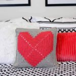 House or Dorm-Warming Free Crochet Pillow Pattern