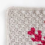 How To Add a Border To a C2C Afghan Block