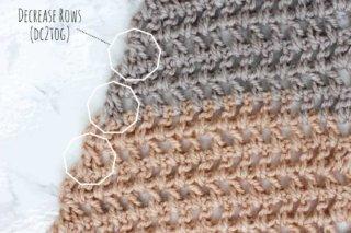 Caron Cakes Free Crochet Pattern Beginners Scarf Make