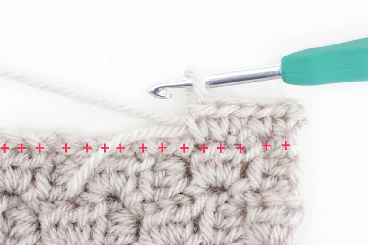 Single Crochet Border C2c Blocks 2 Make Amp Do Crew