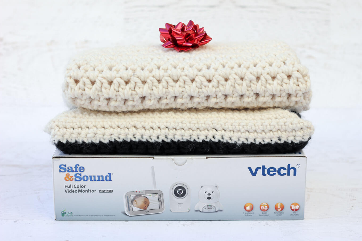 VTech VM341-216 Bear 2 Camera Full Color Baby Monitor