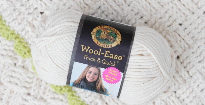 The Best Chunky Crochet + Knitting Free Patterns featuring Wool Ease Thick & Quick