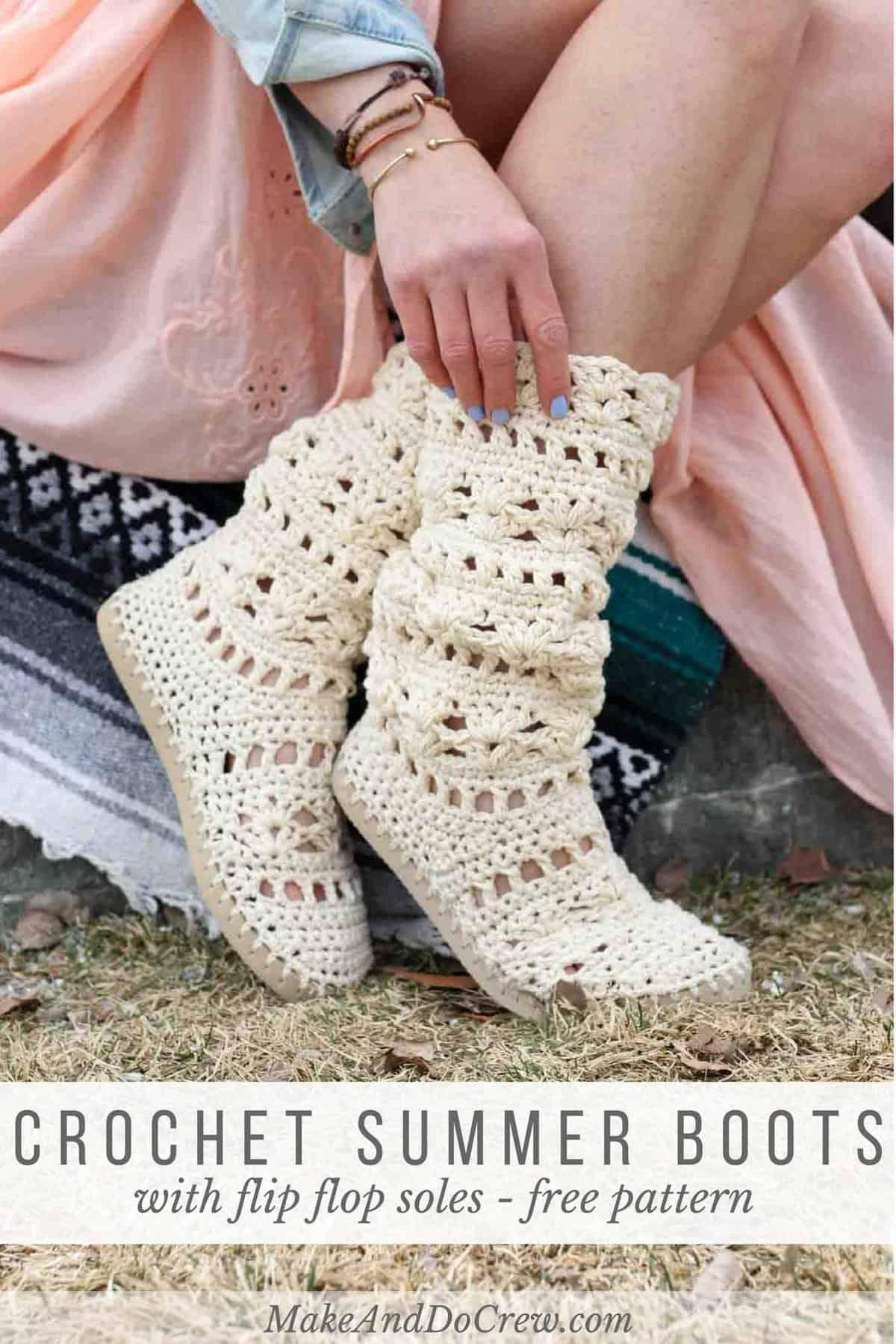 01ce4c779ce2a summer-crochet-boots-pattern-adults-31 - Make & Do Crew