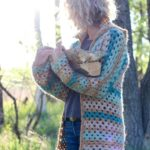 The Campfire Cardigan Part 3 – Easy Crochet Sweater Pattern