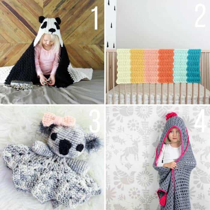Free Crochet Patterns Babies Kids Copy Make Do Crew