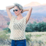 Canyonlands Boho Crochet Top – Free Pattern