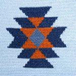 Navajo Blanket Free Crochet Shrug Pattern