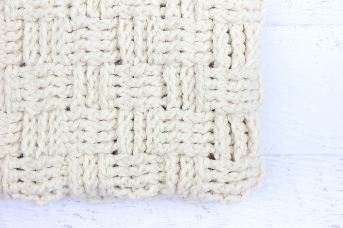 Knitting Stitches For Thick Yarn : The Best Chunky Crochet + Knitting Free Patterns