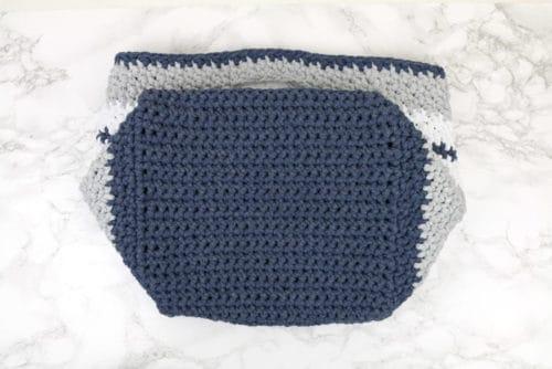 Easy Crochet Basket Pattern 11 Make Do Crew