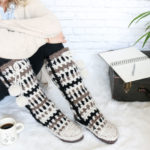 Taos Crochet Mukluks – Free Slipper Pattern Part 2