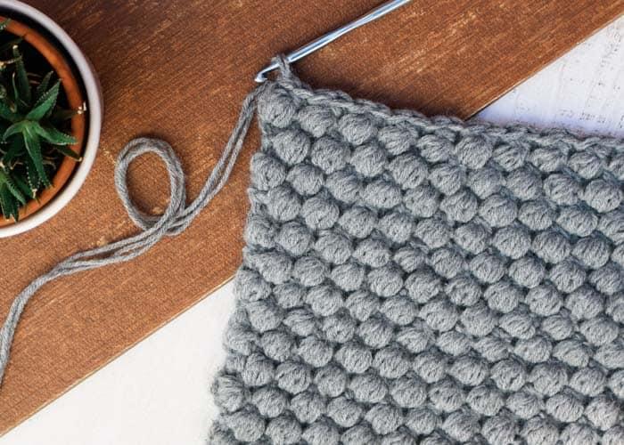 Bean Bag Free Crochet Pouf Pattern 3 Make Do Crew