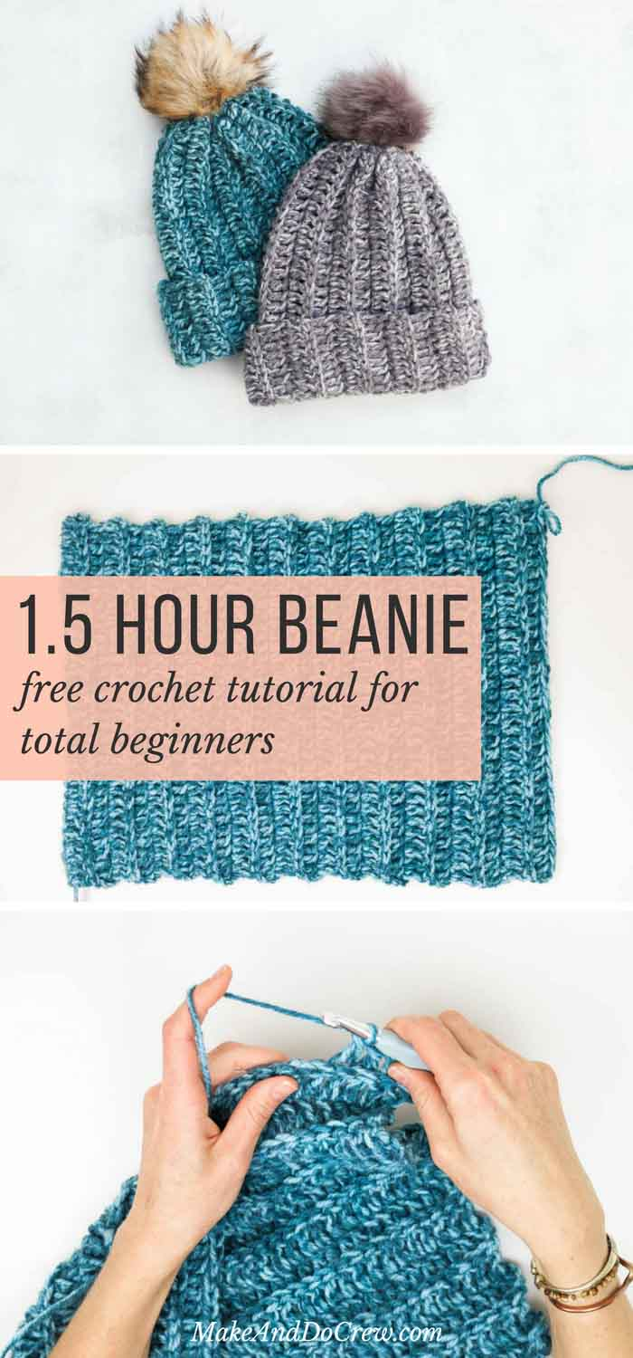 Free Crochet Patterns For Beginners Magnificent Inspiration Design