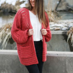 25+ Easy Free Crochet Sweater Patterns with Tutorials