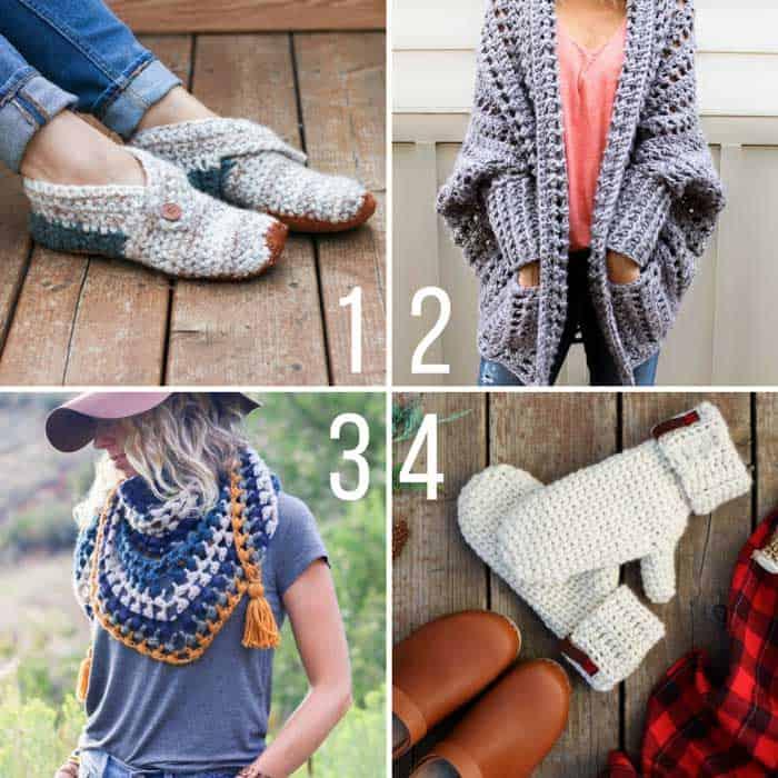 Modern Free Crochet Tutorials Patterns Lion Brand Yarn Make Do Crew