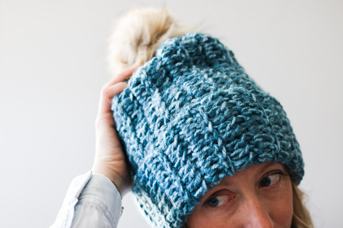 One Hour Fast Crochet Beanie Free Pattern 26 187 Make Amp Do Crew