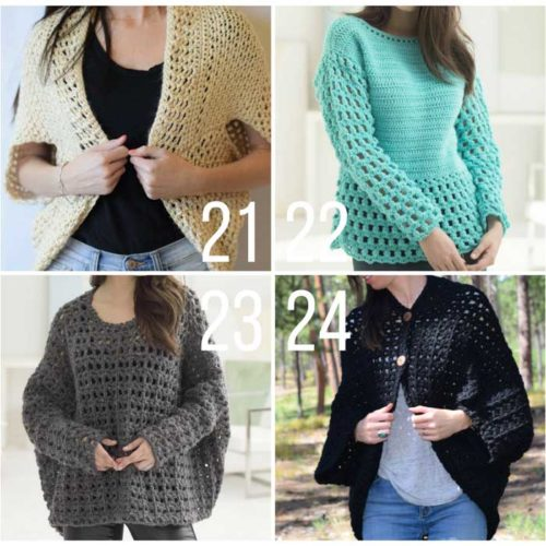 Easy Knitting Patterns Childrens Sweaters