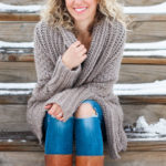 Part 2: The Habitat Cardigan – Free Crochet Pattern Featuring Lion Brand Yarn