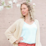 Part 3: Alchemy Cardigan Crochet Along (FREE!)