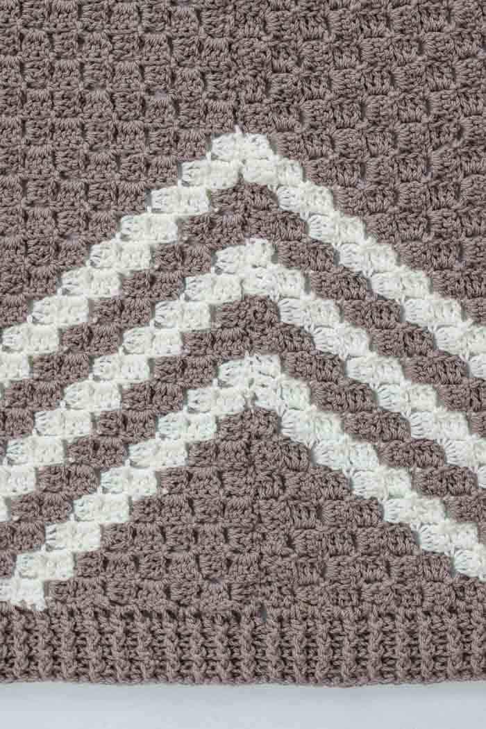 Free Corner To Corner Crochet Kimono Sweater Pattern 7 Make Do Crew