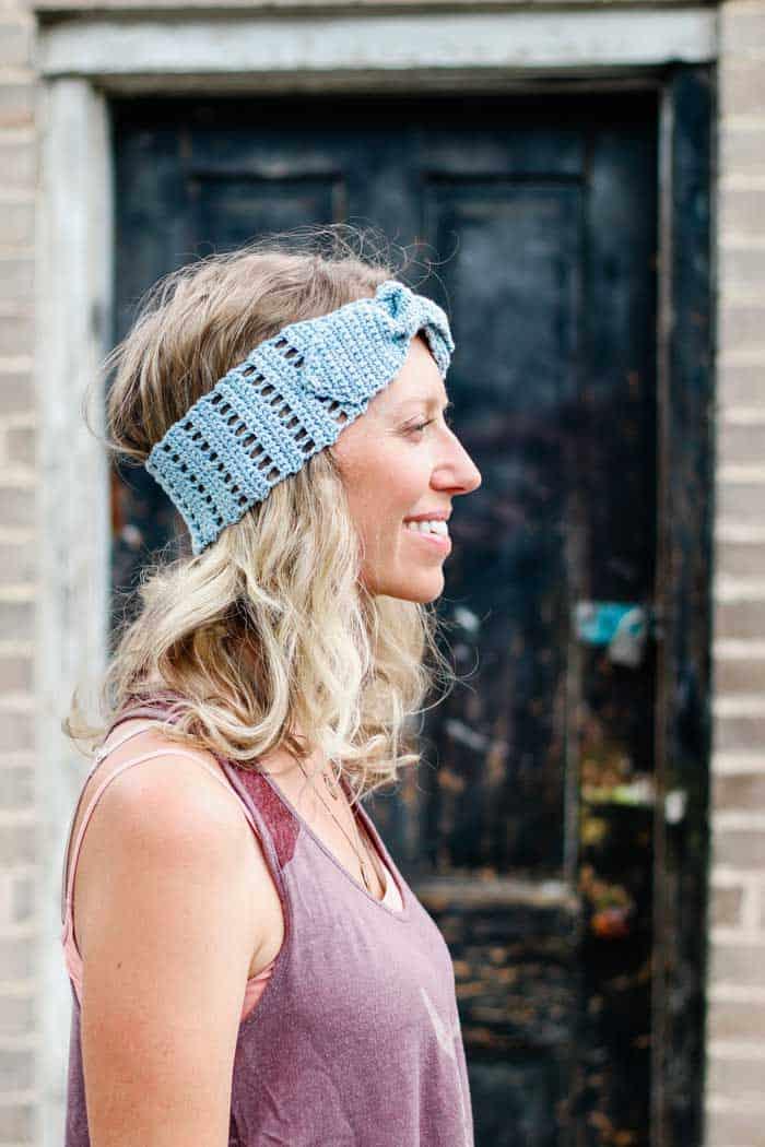boho-crochet-headband-free-pattern-7 - Make & Do Crew