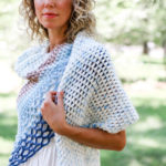 Rising Tide – Easy Crochet Shawl Video Tutorial