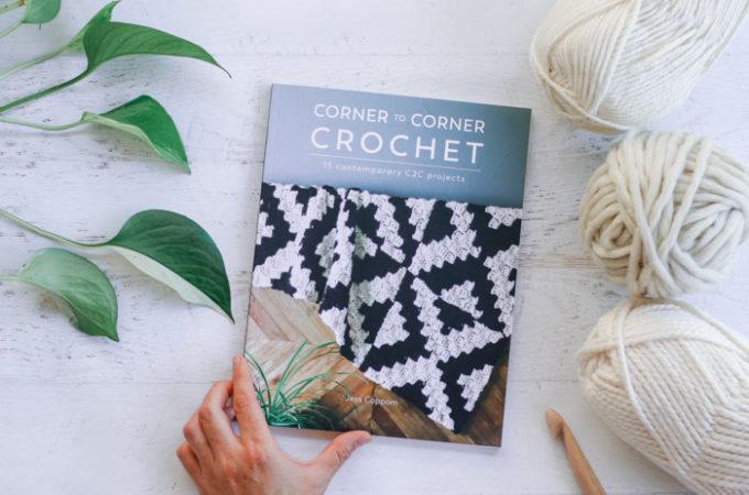 Pre-Order My New Book: Corner-To-Corner Crochet