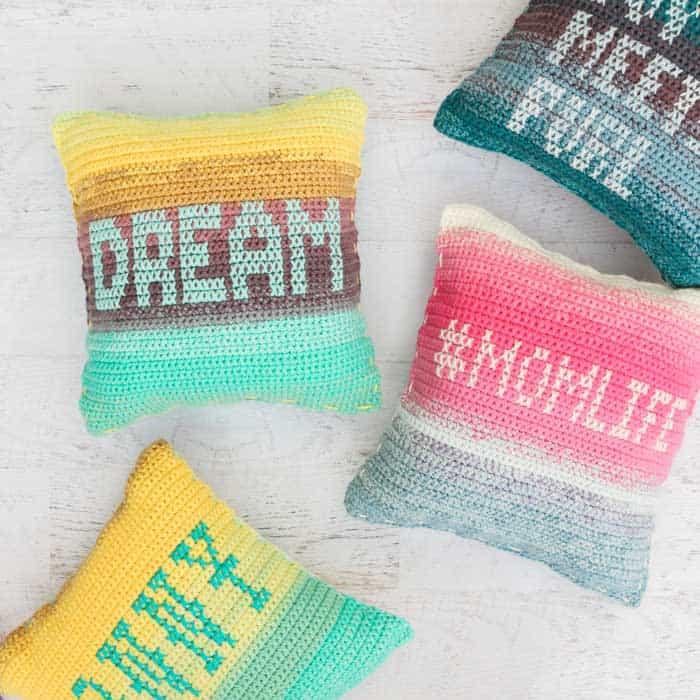 Lion Brand Mandala Yarn Free Crochet Patterns 9 187 Make